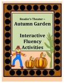 Reader's Theater Fall Autumn Garden