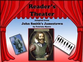 Reader's Theater John Smith's Jamestown - Thanksgiving - G
