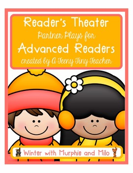 Reader's Theater - Partner Plays for Advanced Readers {Win