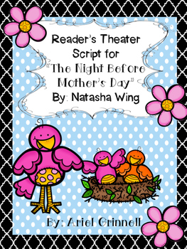 Reader's Theater Script for The Night Before Mother's Day
