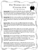 """Reader's Theater Script for Two Stories from the """"Tales of"""
