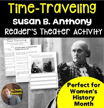 Reader's Theater: Women's History Month and Susan B. Antho