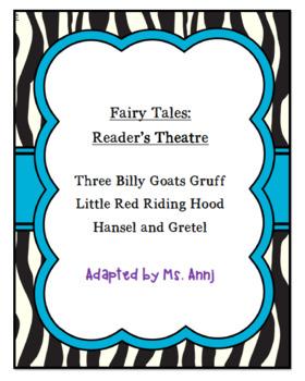Reader's Theatre -  Fairy Tales