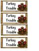 Reader's Theatre: Turkey Trouble** 7 Part Script**11 Pages