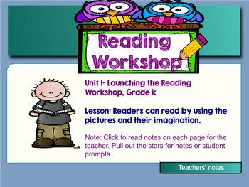 Readers Can Read by Looking at the Pictures! SMART EDITION