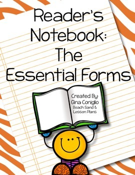 Reader's Notebook: The Essential Forms