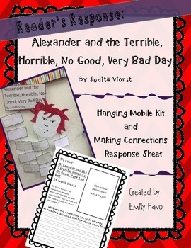 Making Meaning 2nd Grade: Alexander and the Terrible...Con