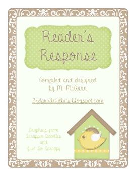 Reader's Response Packet