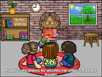 Reader's Response to Whistle For Willie