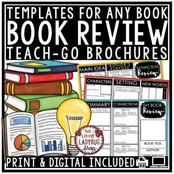 Book Review Brochure