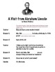 """Abraham Lincoln Class Play: """"A Visit from Abraham Lincoln"""""""
