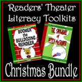Readers' Theater - Christmas Readers' Theater Literacy Too