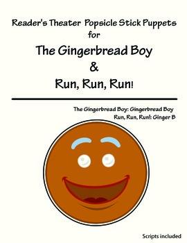 Readers Theater Gingerbreadboy & RunRunRun
