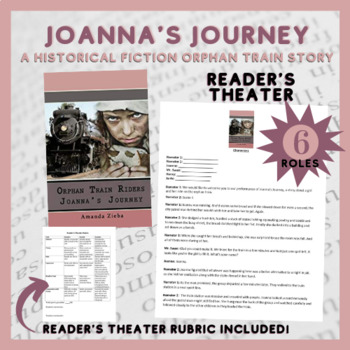 Reader's Theater: Joanna's Journey, an Orphan Train Story