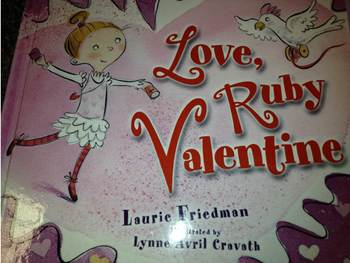 Reader's Theater:  Love, Ruby Valentine