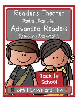 Reader's Theater - Partner Plays for Advanced Readers {Bac