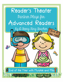 Reader's Theater - Partner Plays for Advanced Readers {End