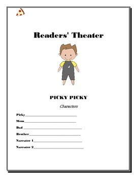Readers Theater - Picky Picky