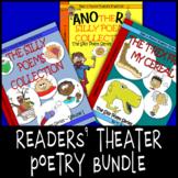 Readers' Theater Poetry Bundle (grades 3-6)