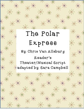 Reader's Theater Polar Express