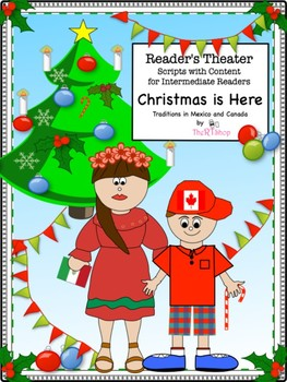Reader's Theater Script: Christmas' Traditions, Holidays, Winter