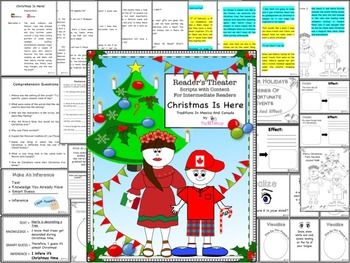 Reader's Theater Script: Christmas' Traditions, Holidays,
