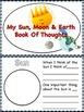 Readers' Theater Script: Reading-Science, Sun, Moon, Earth