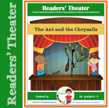 Readers Theater Script: The Ant and the Chrysalis, An Aeso