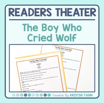 Readers Theater Script - The Boy Who Cried Wolf