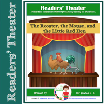 Readers' Theater Script: The Rooster, the Mouse, and the L