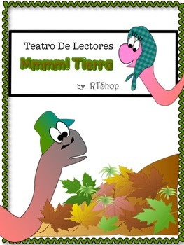 Spanish Reader's Theater Script , Reading Center, Science