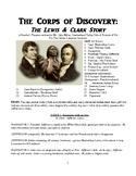 Reader's Theater Play - The Corps of Discovery: The Lewis