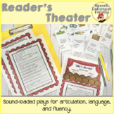 Reader's Theater for Articulation, Language, and Fluency