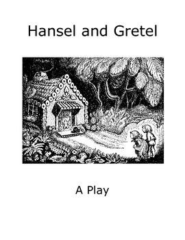 Readers Theatre: Hansel and Gretel