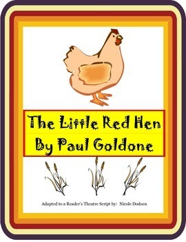 Reader's Theatre:  The Little Red Hen