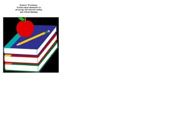 Readers' Workshop - An Independent Reading Book Report Alt