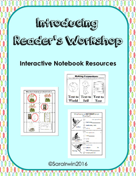 Readers Workshop Introduction - Interactive Notebook