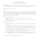 Readers Workshop-Mini Lesson-Conflict