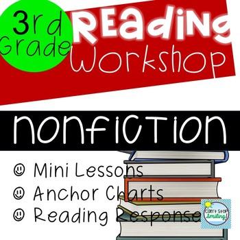 Readers Workshop 3rd Grade ~ Nonfiction Unit