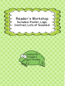 Reader's Workshop Resource Packet