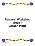 Readers' Workshop Week 4