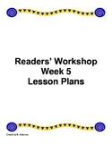 Readers' Workshop Week 5