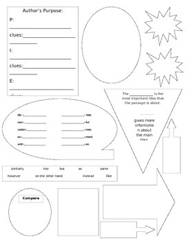 Reading Comprehension Strategies Review