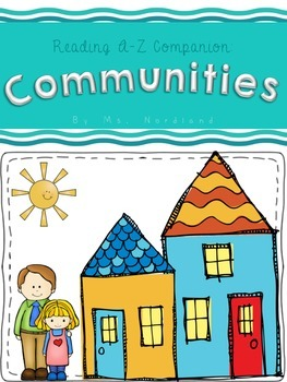 Reading A-Z Companion: Communities Read and Respond