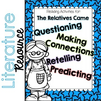 Reading Activities for The Relative Came