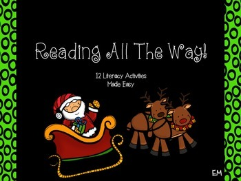 Reading All the Way! 12 Literacy Activities