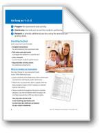 Reading Assessment Tasks, Grade K