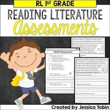 Reading Assessments 1st Grade RL