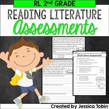Reading Assessments 2nd Grade RL