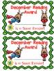 Reading Awards - Freebie!